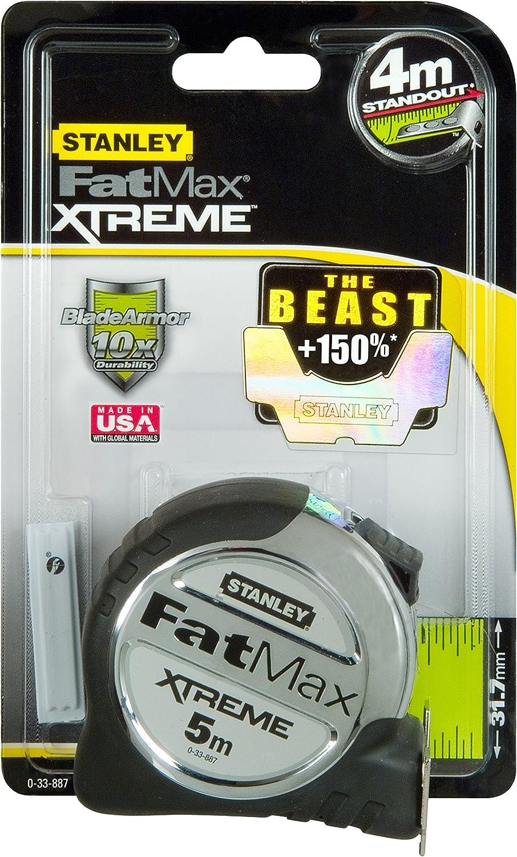 Stanley Fatmax 0-33-887 Tape Measure 5 Metre Metric Only