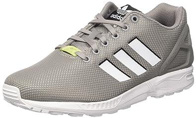 Adidas 10 Flux Chsogrftwwhticeyel Ukindia Men's Sneakers Originals Zx rY8qw4rv