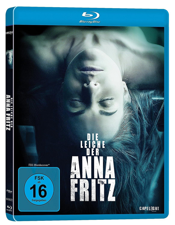 Die Leiche der Anna Fritz Blu-Ray Alemania Blu-ray: Amazon.es: Albert Carbó, Alba Ribas, Bernat Saumell, Cristian Valencia, Hèctor Hernández Vicens: Cine y ...