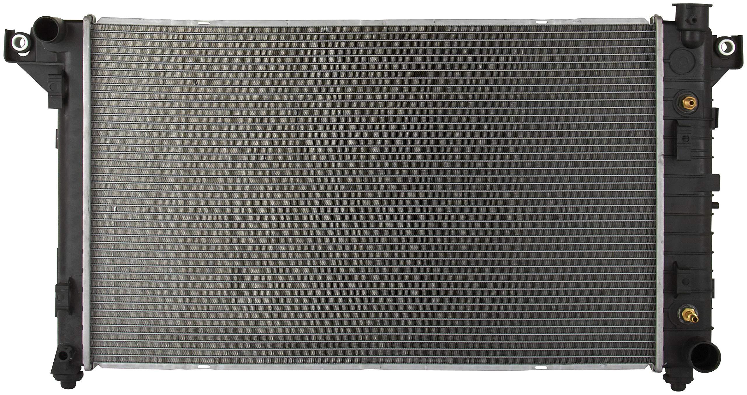 Spectra Premium CU2291 Complete Radiator for Dodge RAM
