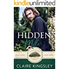 Hidden Miles: A Wounded Hero Romance (The Miles Family Book 4)