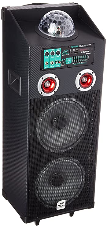 Review NYC Acoustics N210AR Dual