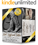 Book Boyfriend Series Collector's Edition Boxed Set