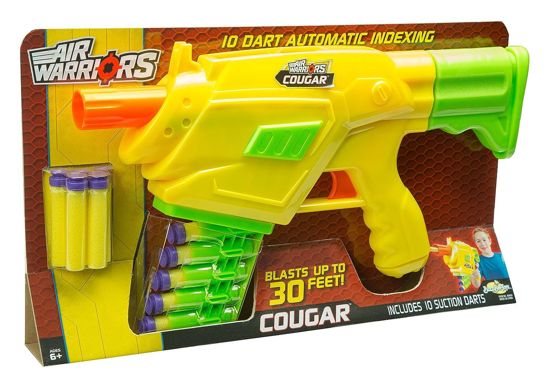 2 x Buzz Bee Toys Dart Gun 25cm Long