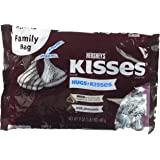 Hershey's Hugs & Hershey'S Milk Chocolate Kisses Assortment Bag-17 oz