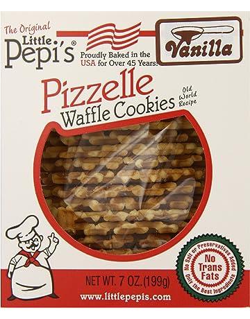 Little Pepis Pizzelles, Vanilla, 7 Ounce