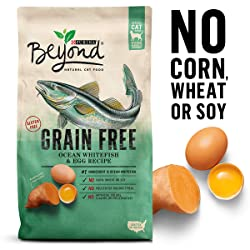 Purina Beyond Grain Free, Natural Dry Cat Food