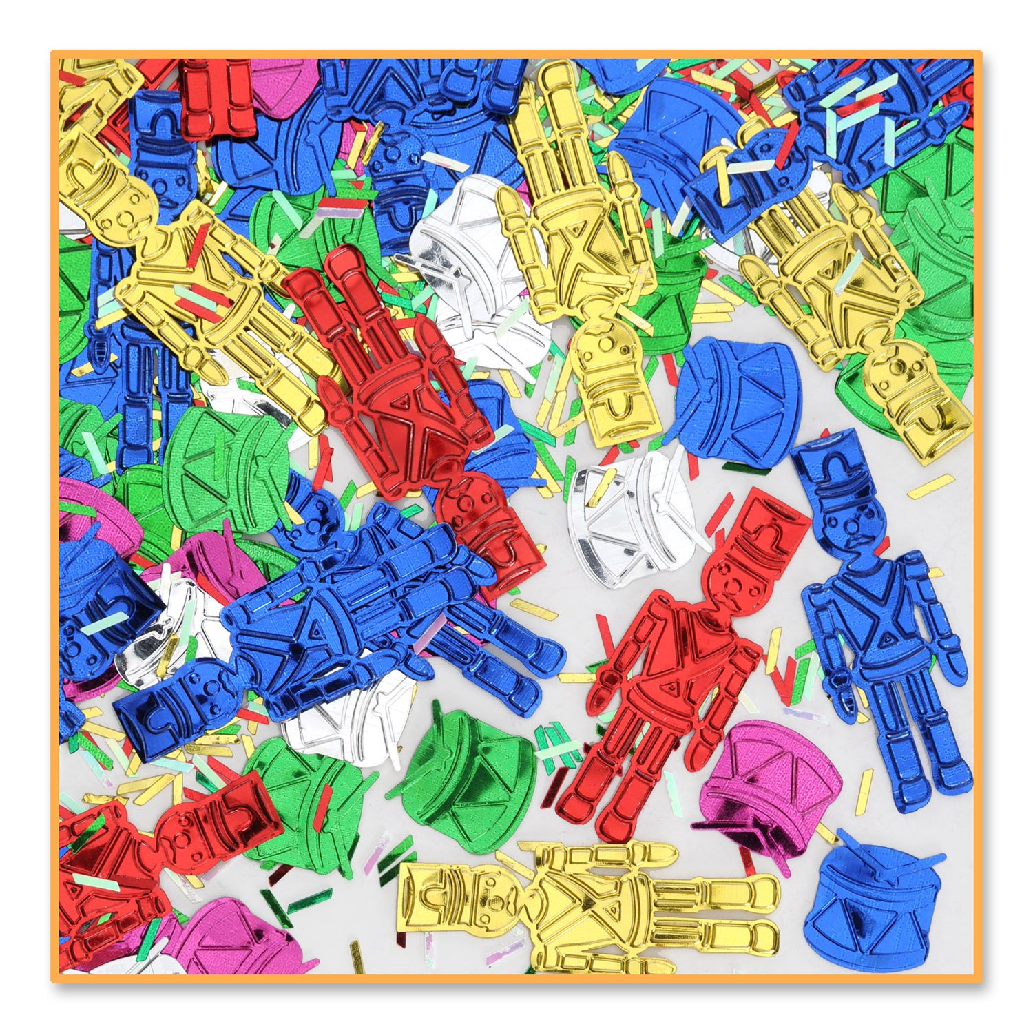 Toy Soldiers Confetti (Pack of 96)