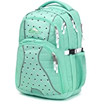 High Sierra Swerve Laptop Backpack, Great for High School, College Backpack, School Bag, Business Backpack, Travel Pack, Laptop Sleeve, Perfect for Men and Women