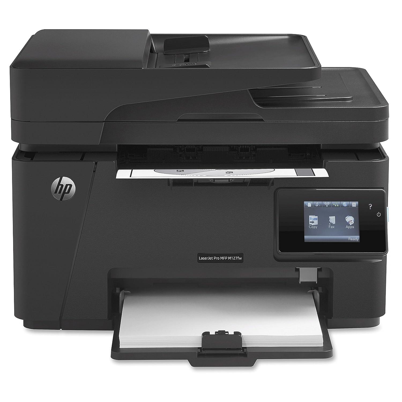 HP LaserJet Pro MFP M127fw Multifunction Laser Printer