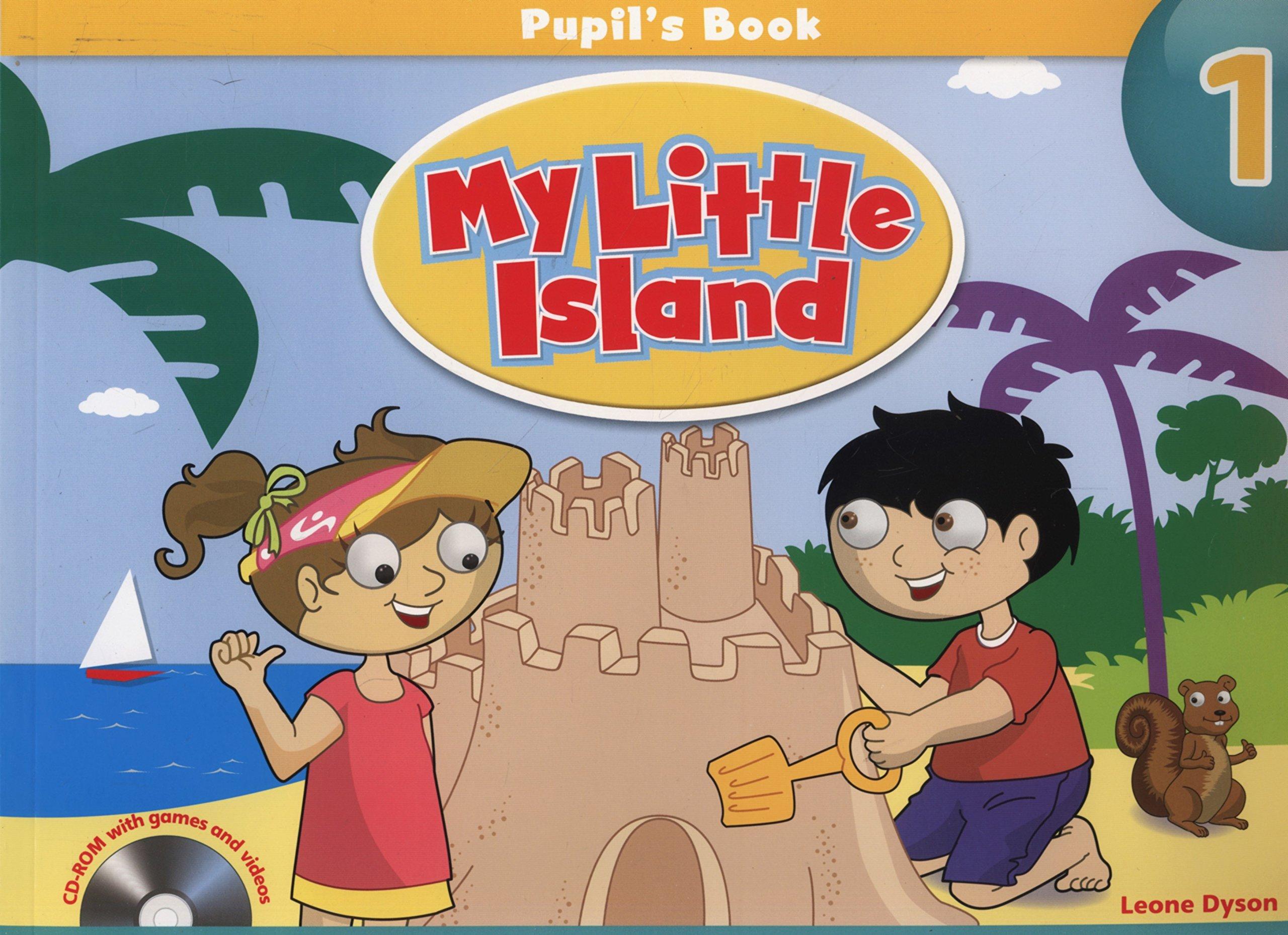 My little island. Student's book. Per le Scuole superiori. Con espansione  online. Con CD-ROM: My Little Island Level 1 Student's Book and CD ROM  Pack: ...