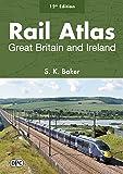 Rail Atlas Great Britain and Ireland 12th edition
