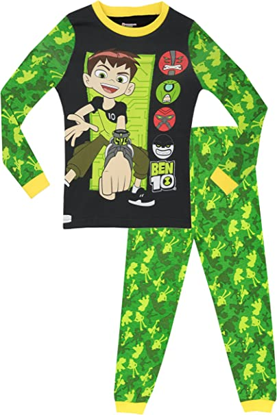 Ben 10 Boys Aliens Pyjamas