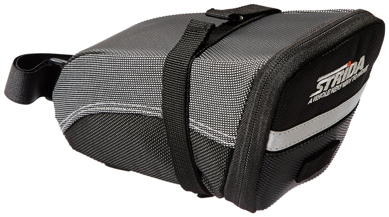 STRIDA 5.0 Bolsa para sillín de bicicleta, color negro: Amazon.es: Deportes y aire libre