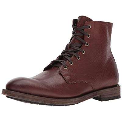 FRYE Men's Bowery Lace Up Combat Boot: Shoes