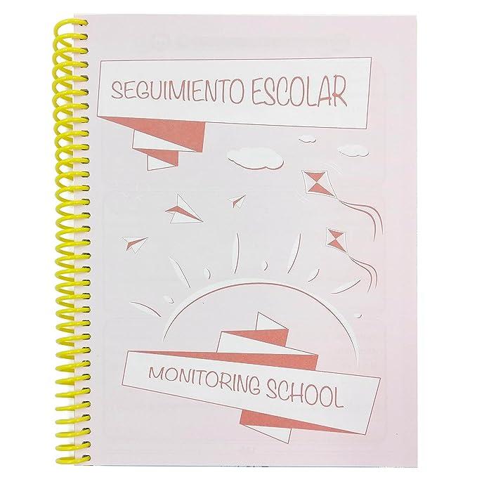 Agenda escolar 17/18 semana vista - Frases positivas: Amazon ...