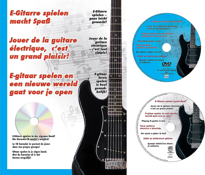 Clifton guitarras de Juego: Amazon.es: Instrumentos musicales