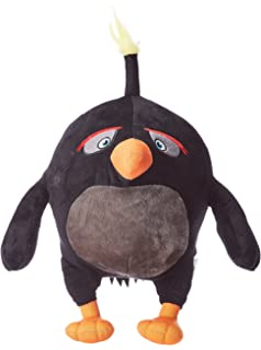 Angry Bird Bomb Black 10 Inch