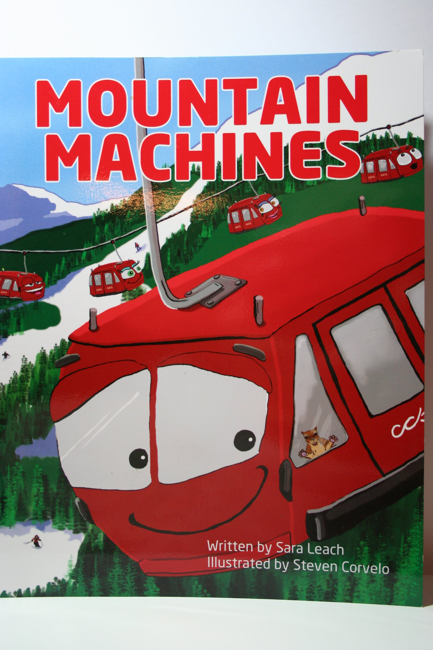 Download Mountain Machines pdf epub