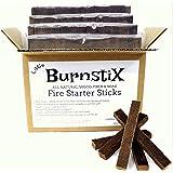 Little Burnstix All Natural Fire Starter Sticks, 100 Sticks, 4 Packs of 25