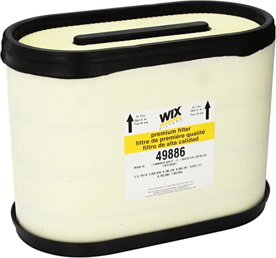 WIX Filters 49276 Heavy Duty Corrugated Style Inner Ai Pack of 1