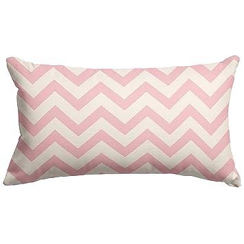 Amazon.com: Majestic Home goods almohada, otro, rosado bebé ...