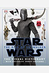 Star Wars The Rise of Skywalker The Visual Dictionary: With Exclusive Cross-Sections Hardcover