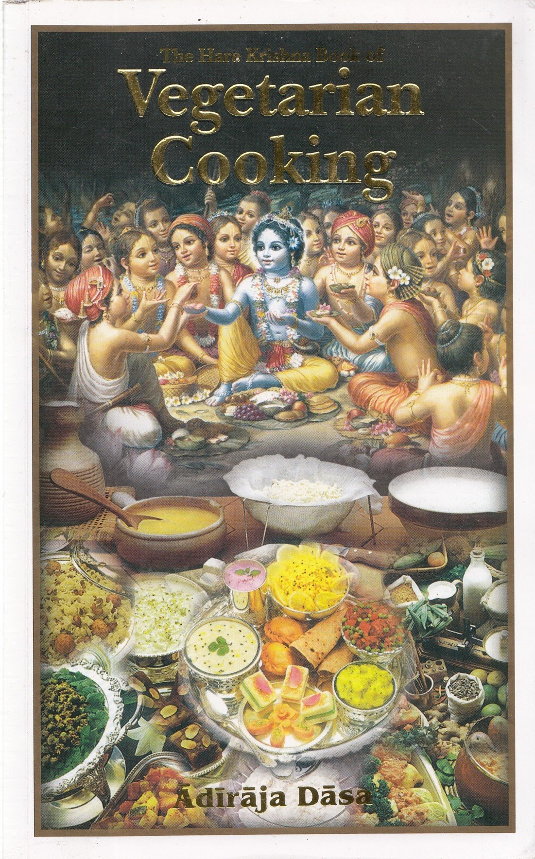 The Hare Krishna Book Of Vegetarian Cooking Free Download
