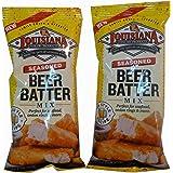 Louisiana Seasoned Beer Batter Mix 8.5 oz - 2 Pack