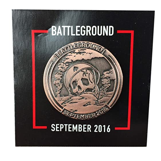 amazon com battleground collector s pin loot crate gaming
