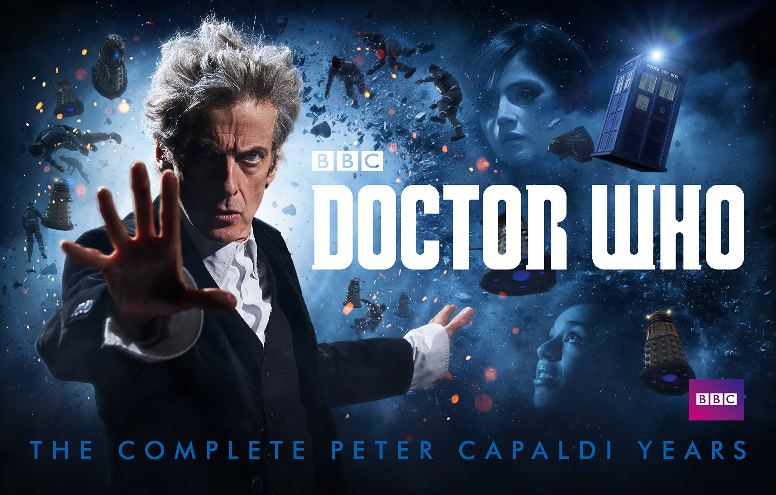 Doctor Who: Complete Peter Capaldi Years (BD) [Blu-ray] by BBC