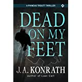 Dead On My Feet (Jack Daniels and Associates Mysteries Book 1)