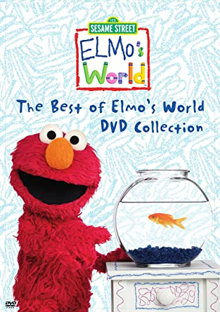 Amazon Com Best Of Elmo S World Dvd Collection Various