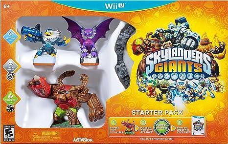 Skylanders: Giants - Starter Pack [Importación alemana]: Amazon.es: Videojuegos