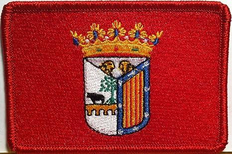 Salamanca España Bandera bordado Velcro Patch MC motorista Militar ...