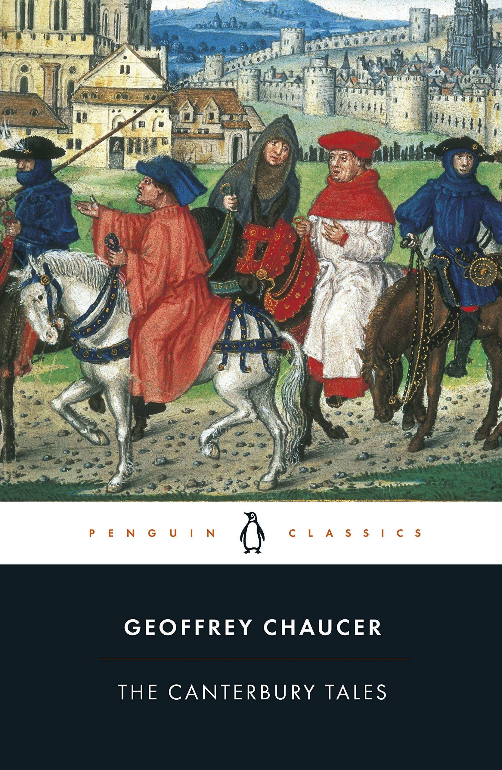 The Canterbury Tales 9780140424386 Chaucer Geoffrey Coghill Nevill Coghill Nevill Coghill Nevill Books