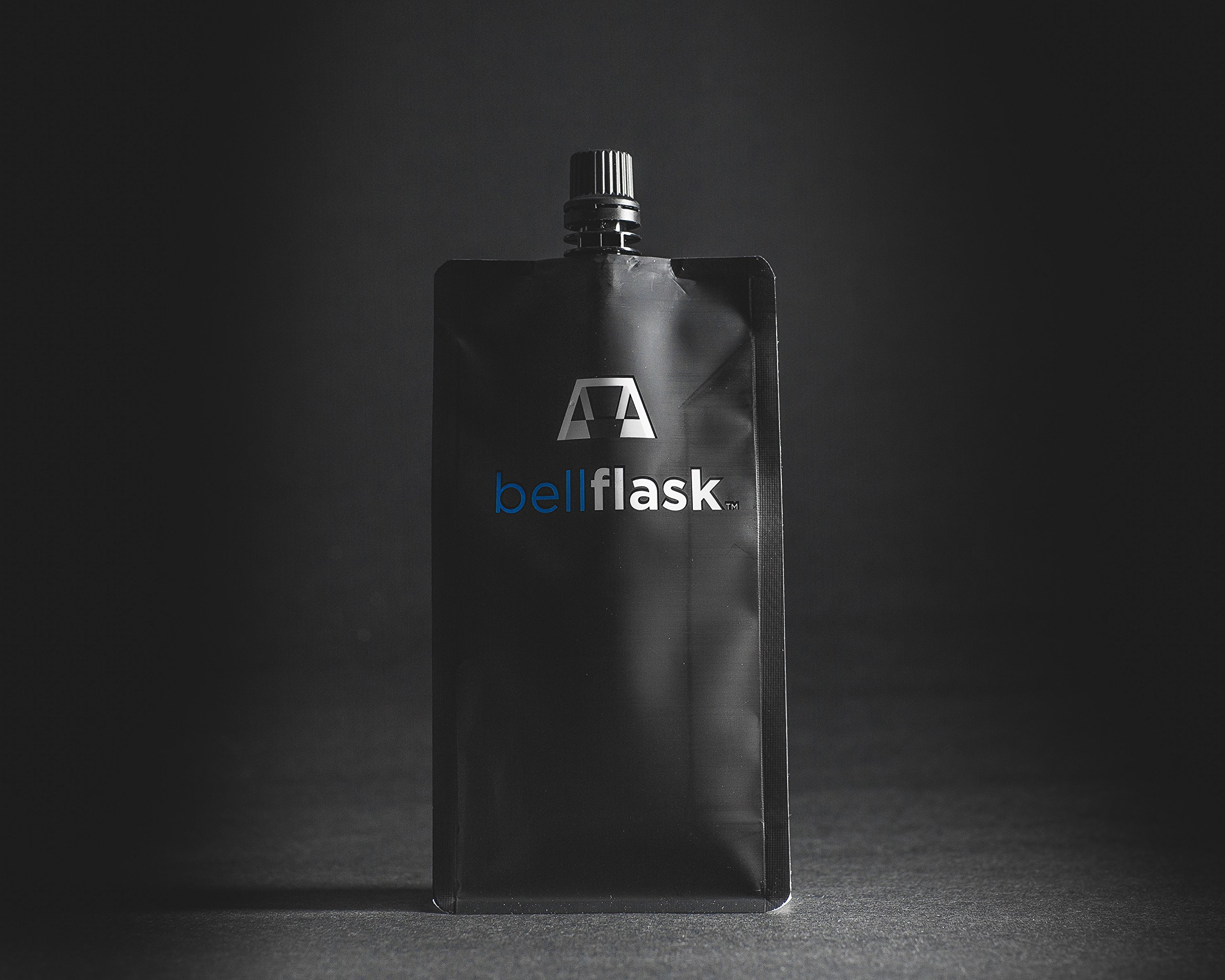 BellFlask - 12 oz. Concealable, Flexible, Reusable, Best, Metal-Free Pack of Five Flasks by BellFlask (Image #2)