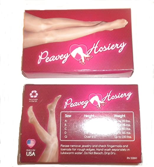 Spandex peavey shiny pantyhose very