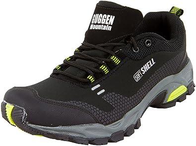 GUGGEN Mountain, Herren Trekkingschuhe Wanderschuhe Walkingschuhe Outdoorschuhe verbesserte Wasserdichte Version T001v2019 mi