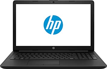 Amazon Com Hp 15 Laptop 15 6 Amd Ryzen 5 2500u Amd Radeon Vega 8 Graphics 1tb Hdd 8gb Sdram 15 Db0069wm Jet Black Computers Accessories