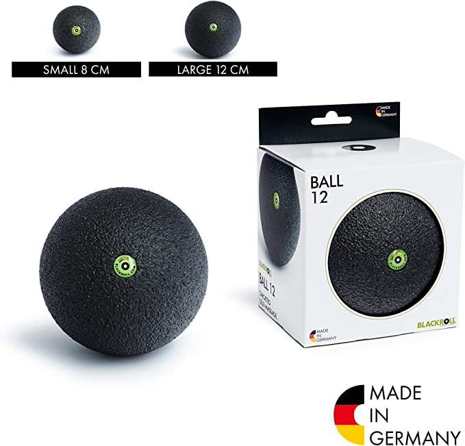 BLACKROLL® DuoBall Body Relaxation Self-Massage Mobility Tools CrossFit 8//12cm