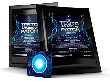 Testo Extreme Anabolic Patch : Advanced Testosterone Booster Without  Steroids or HGH | Muscle Growth & Strength (1 Month Supply : 30 Patches)