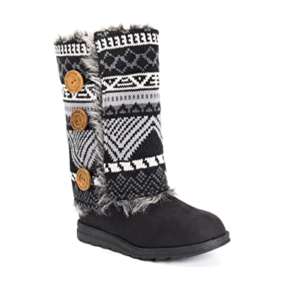 MUK LUKS Andrea Women's ... Reversible Boots with paypal cheap online outlet explore sale ebay yq2OOB4