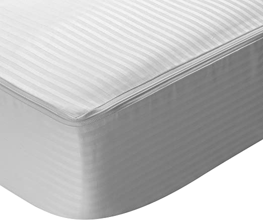 Pikolin Home - Funda de colchón cutí, 100% algodón satén, 90x190cm-Cama 90 (Todas las medidas): Amazon.es: Hogar