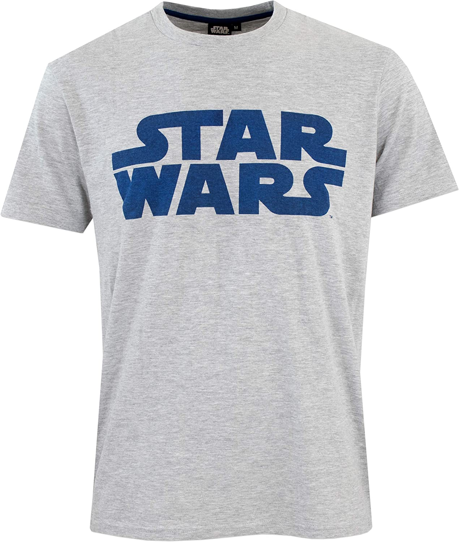 Star Wars Mens Logo Pajamas