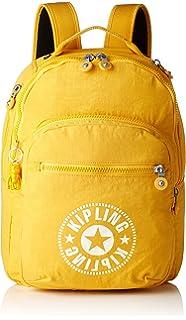 4baf83a5f Kipling CLAS SEOUL School Backpack, 45 cm, 25 liters, Yellow (Lively Yellow