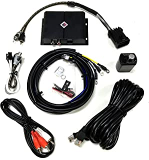 Amazon com: Polaris Ride Command Harness Adapter Converts to RCA to