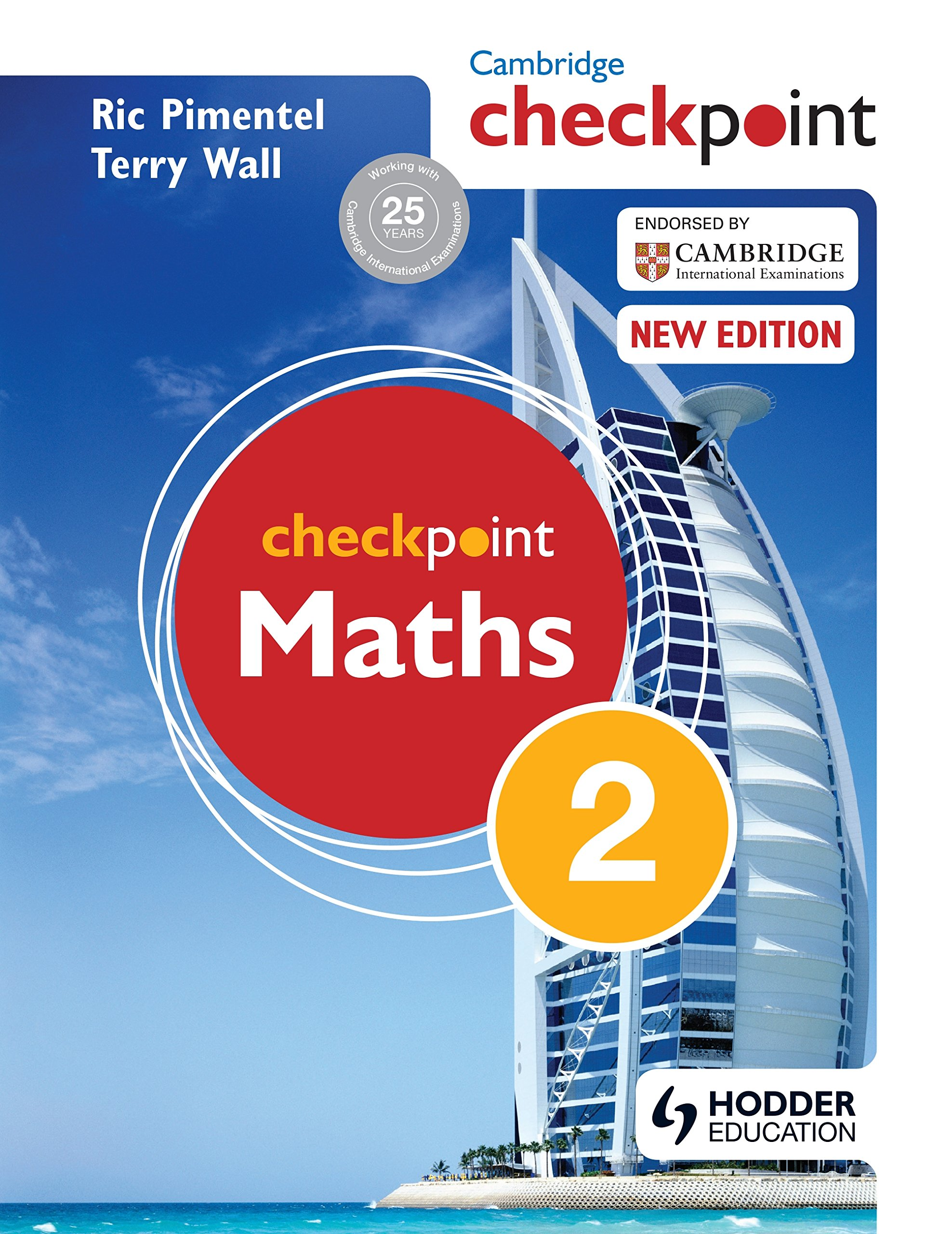 Download Cambridge Checkpoint Maths Student's Book 2 pdf