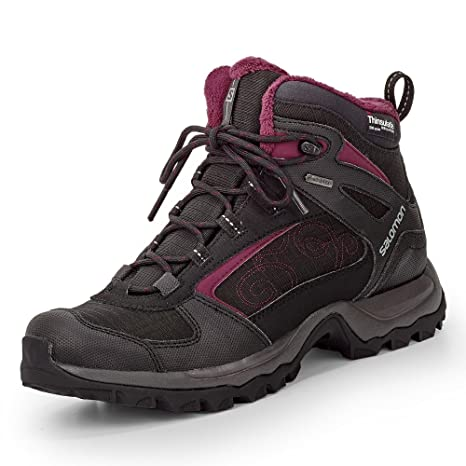 SALOMON Madawaska TS GTX® women's hiking shoes (black