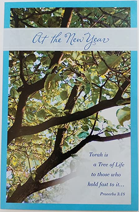 Amazon at the new year torah is a tree of life to those who at the new year quottorah is a tree of life to those who hold m4hsunfo
